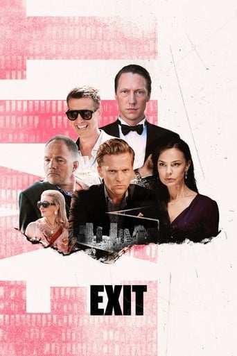 Från TV-serien Exit som sänds på SVT2