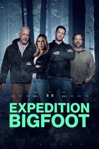 Bild från filmen Expedition Bigfoot