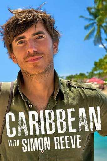 Bild från filmen Caribbean with Simon Reeve