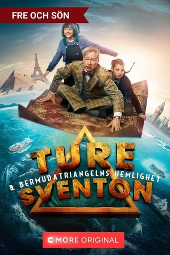Från TV-serien Ture Sventon och Bermudatriangelns hemlighet som sänds på C More Series