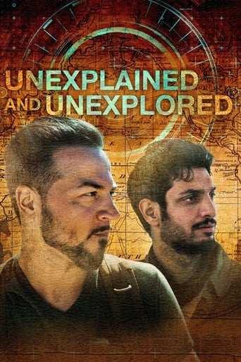 Från TV-serien Unexplained and unexplored som sänds på Kanal 9