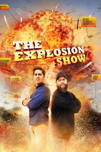 Tv-serien: The Explosion Show