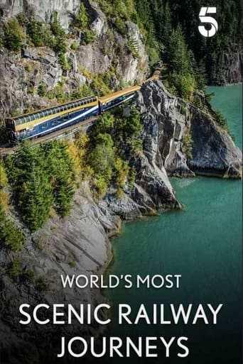 Bild från filmen World's Most Scenic Railway Journeys