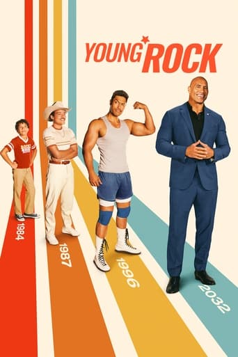 Bild från filmen Young Rock