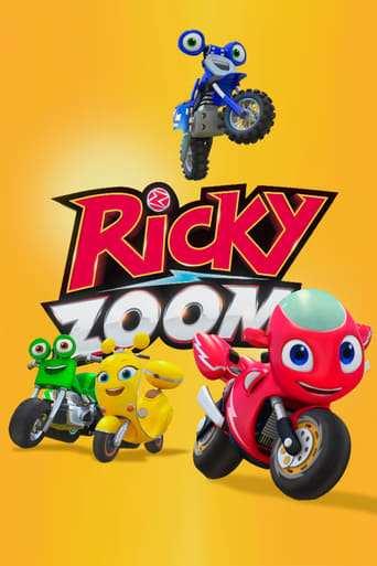 Bild från filmen Ricky Zoom