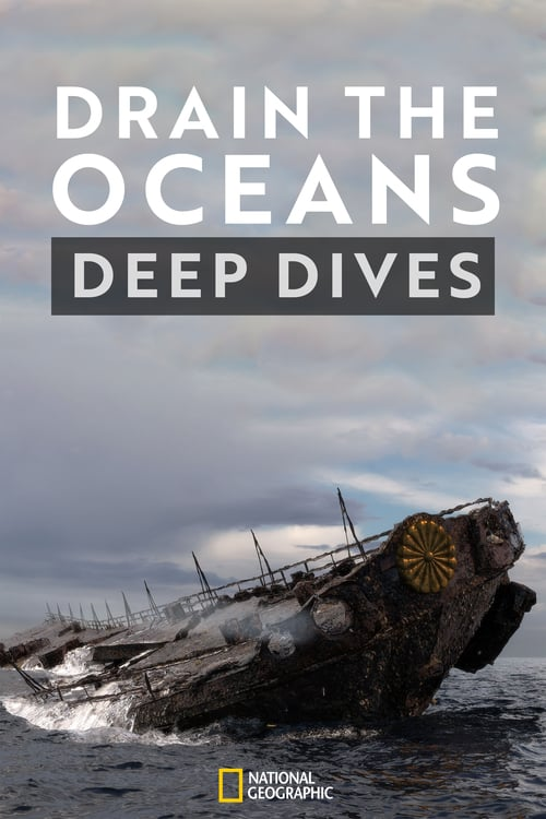 Från TV-serien Drain the oceans: Deep dive som sänds på National Geographic