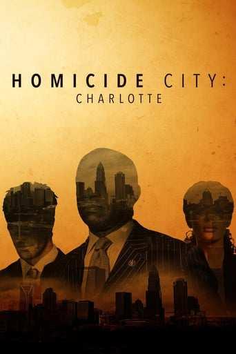 Tv-serien: Homicide City: Charlotte