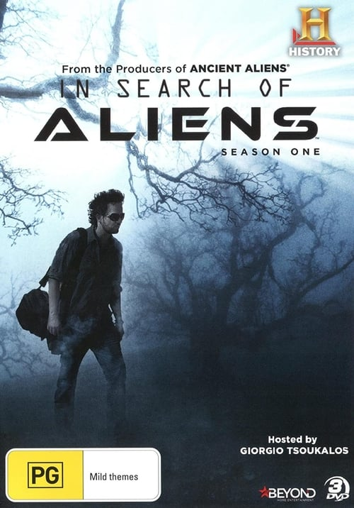 Från TV-serien In Search of Aliens som sänds på H2