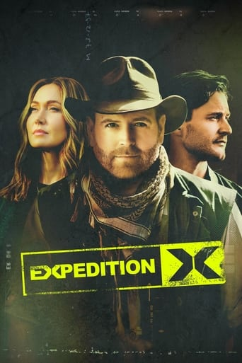 Tv-serien: Expedition X
