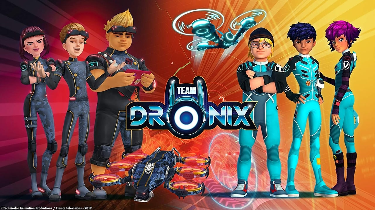 Barnkanalen - Team Dronix
