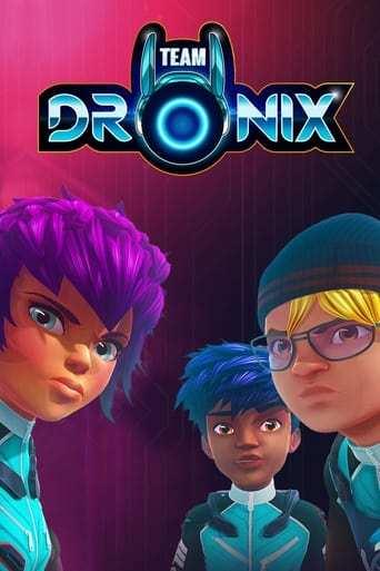 Bild från filmen Team Dronix
